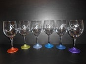 Image of Glitter Glasswear