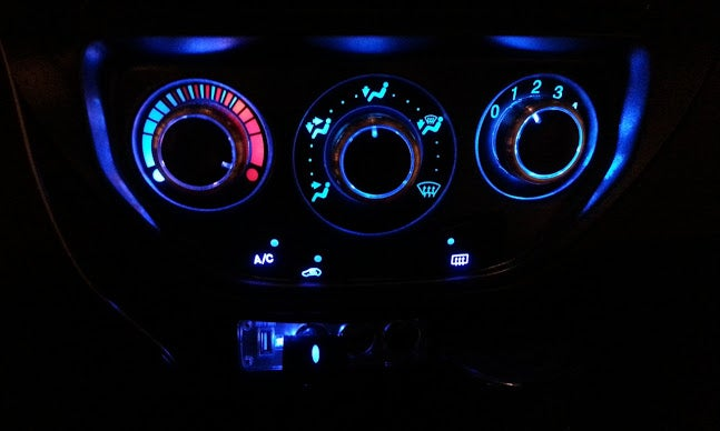 Image of Ford Focus LED Full HVAC Kit [2000-2007]