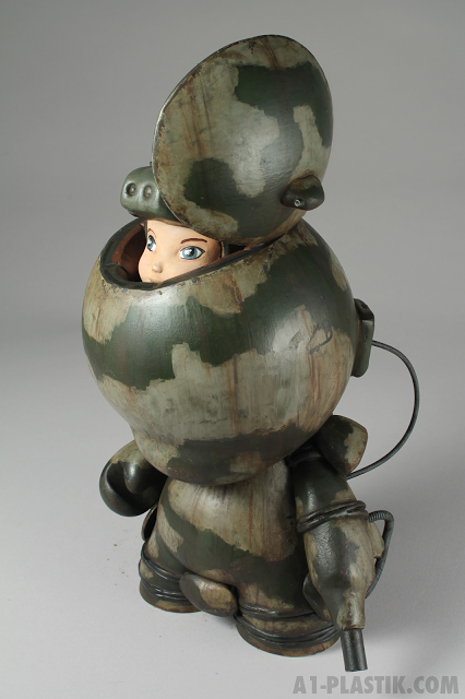 "Image of 7"" Ma.K. S.A.F.S. Munny"