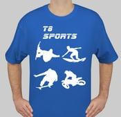 Image of T8-4 Sport Tshirt