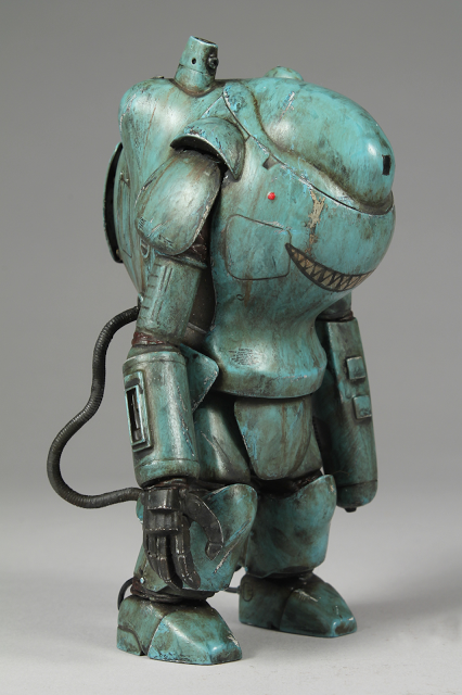 "Image of Maschinen Krieger Raptor ""Blue Boy"""