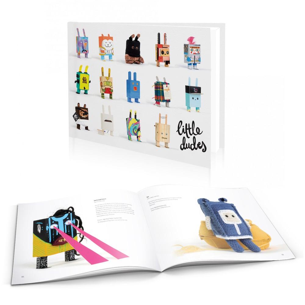 Image of Little dudes book, mission 1
