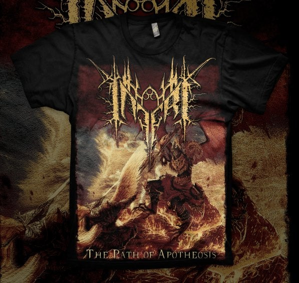 Image of INFERI - The Path of Apotheosis T-Shirt