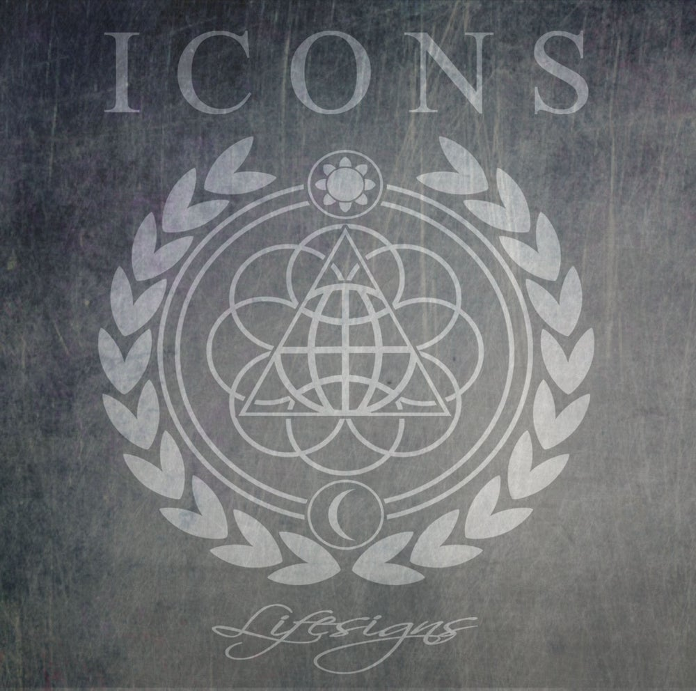 Image of Icons Lifesigns EP