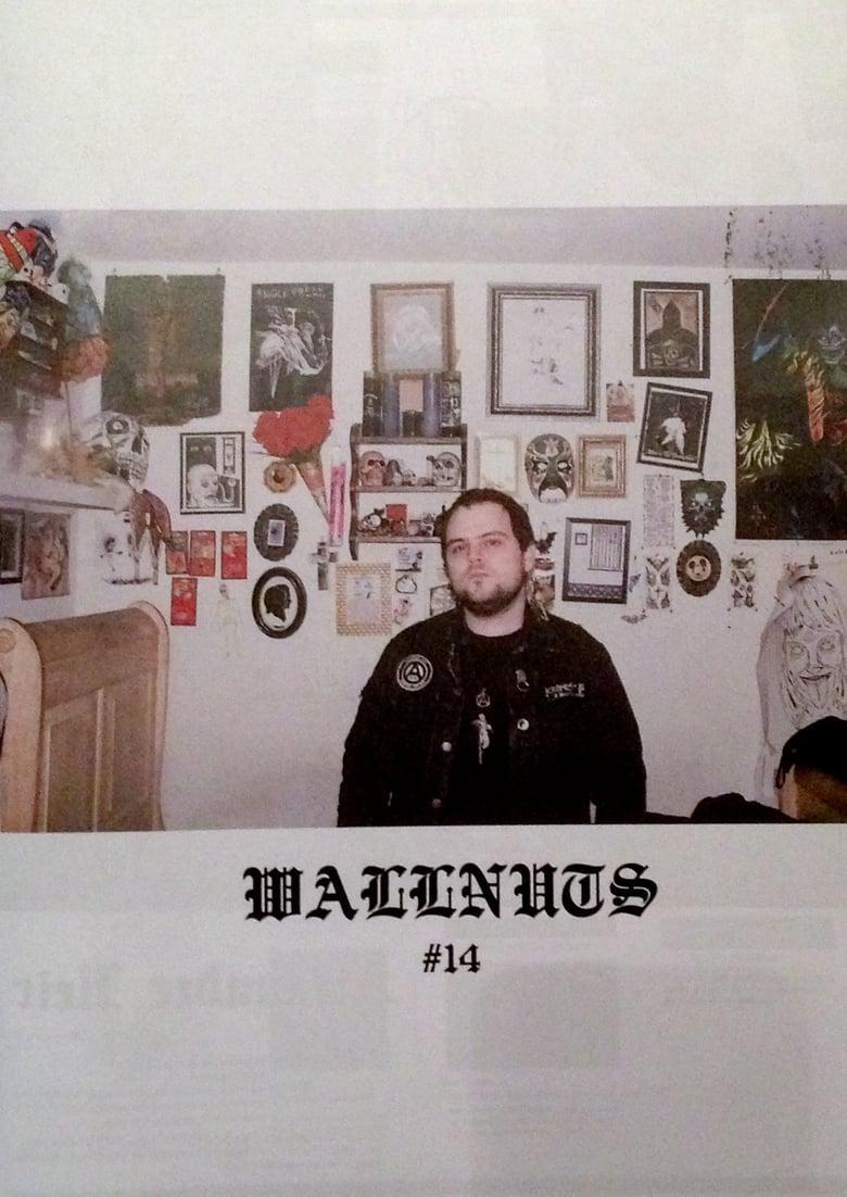 Image of WALLNUTS ZINE
