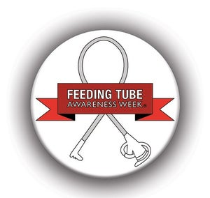 Image of Feeding Tube Awareness Week Button