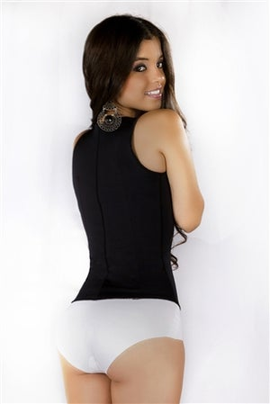 Image of No Waist Extreme Cincher Vest AVAILABLE IN BLACK !!!!