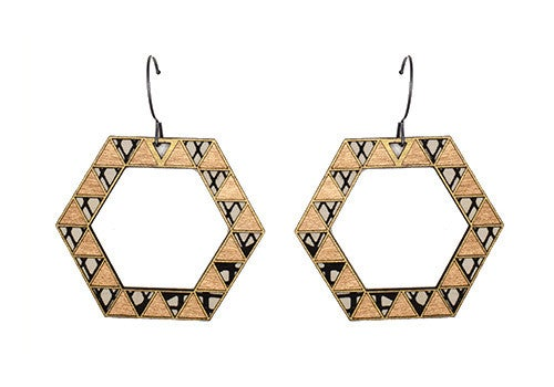 Image of Interface 1 Earrings
