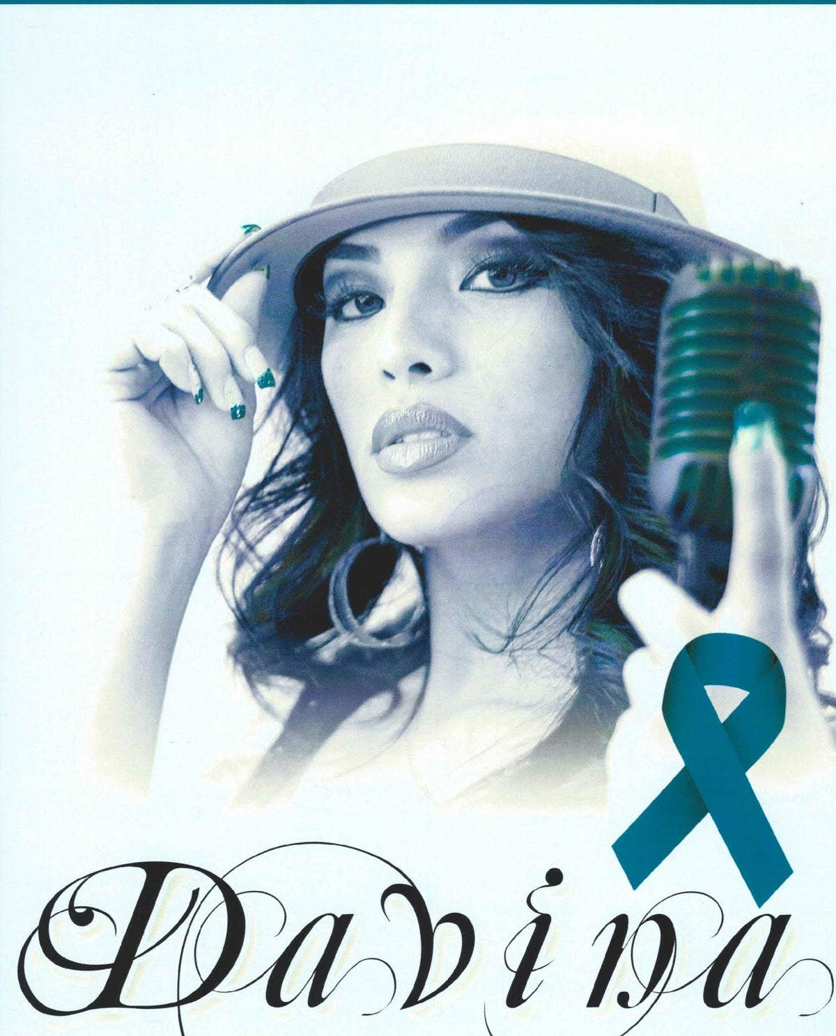 "Image of Pic #24 8.5x11"" Pic (Cervical Cancer Awareness)"