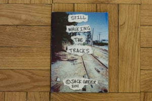 Image of JACK GREER - STILL WALKING THE TRACKS