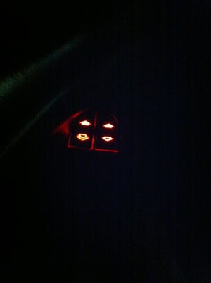 Image of Ford Focus LED Window Buttons/Control Kit