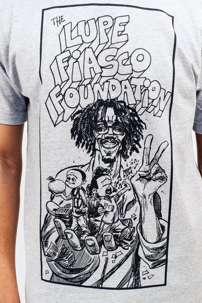 Image of THE LUPE FIASCO FOUNDATION