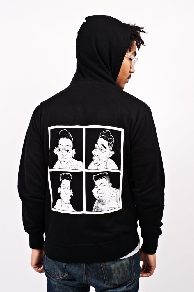 """Image of THE """"JUICE"""" PROJECT - Hoodie"""