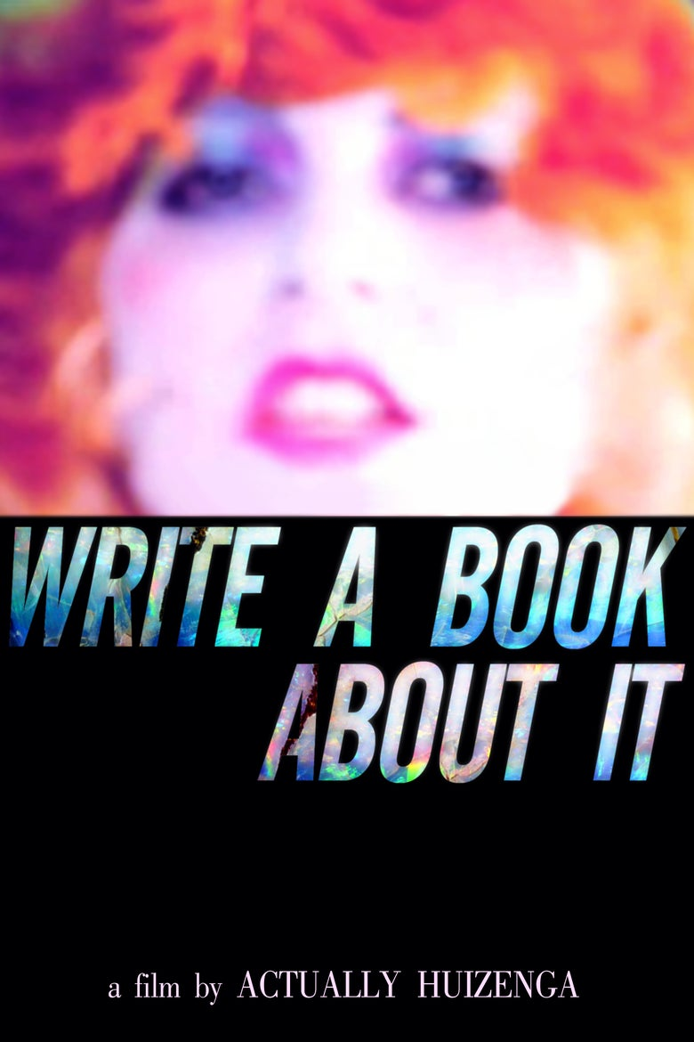 "Image of ""WRITE A BOOK ABOUT IT"" DVD (LIMITED EDITION 22 left)"