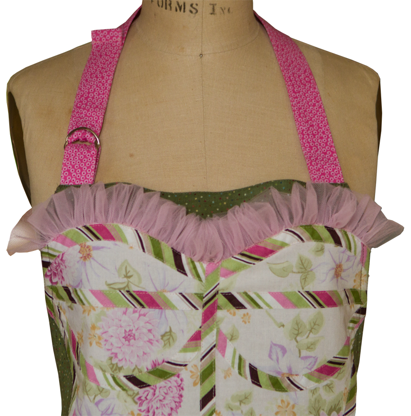 Image of Not In The Kitchen Gourmet Apron