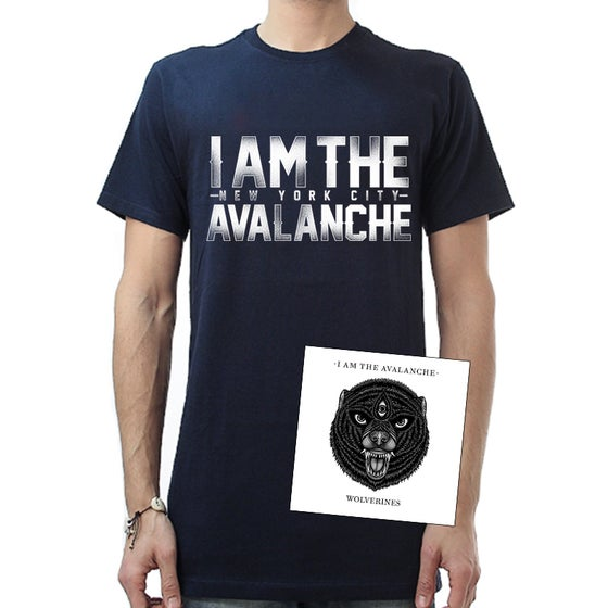 Image of Wolverines Bundle CD + T-Shirt