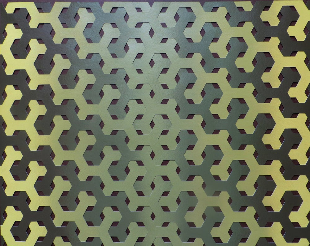 Image of Hexagon Weave
