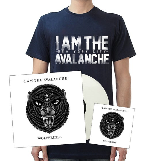 Image of Wolverines CD + LP + T-Shirt