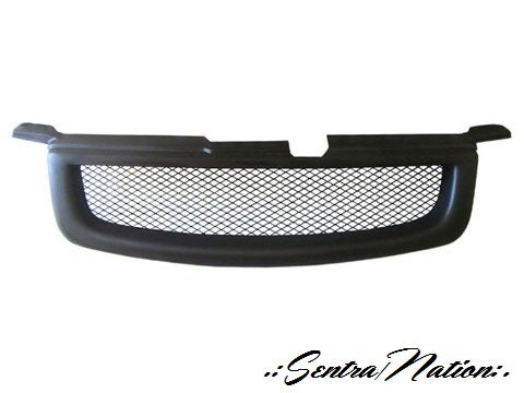 Image of (B15) 04-06 Sentra Sports Mesh Grill (fit ALL TRIM 1.8, 1.8 S, 2.5 S, SE-R/Spec V)
