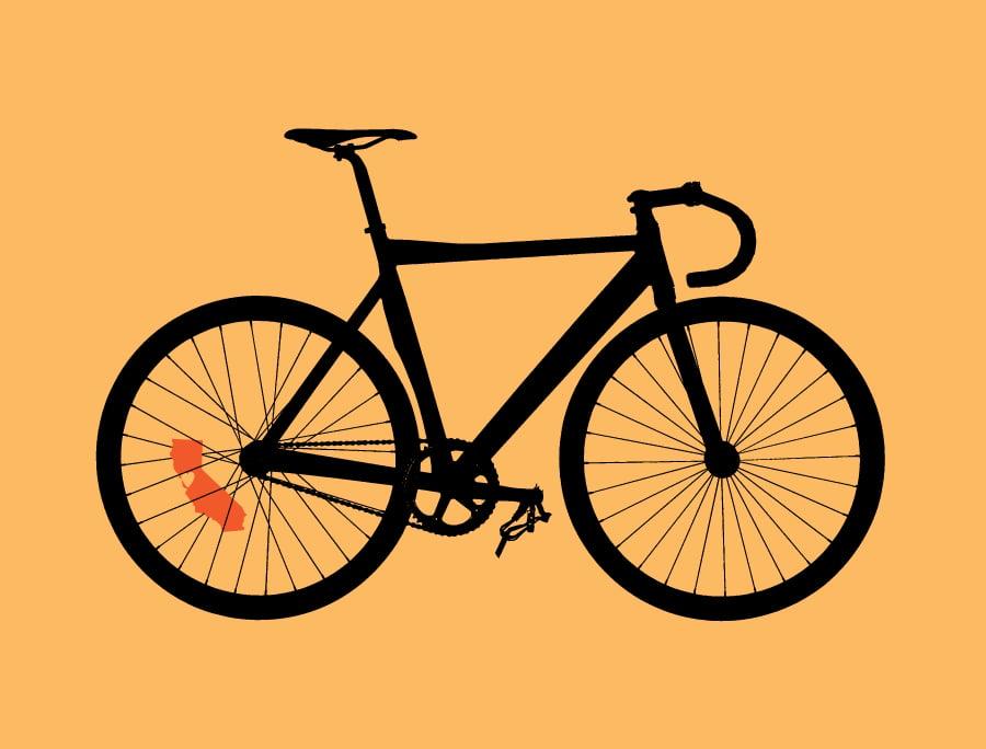 Image of San Francisco Bike Love