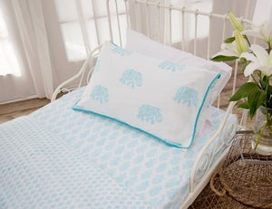 Image of Hathi Single Doona Set  **ON SALE**