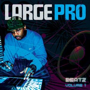 Image of LARGE PRO BEATZ VOLUME ONE CD