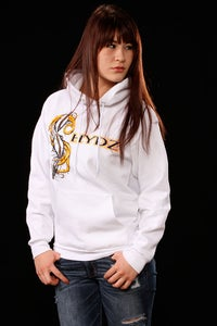 Image of The Fairbanks Four / Hoodie - White