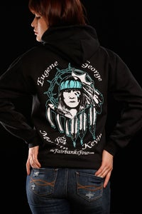 Image of The Fairbanks Four / Hoodie - Black