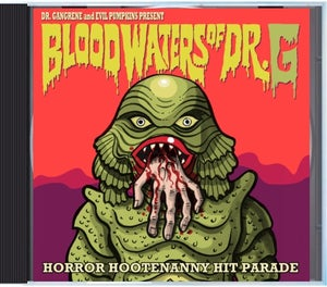 Image of Horror Hootenanny Compilation - The Blood Waters of Dr. Z
