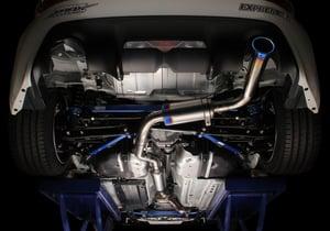 Image of Tomei Expreme Ti Titanium Catback Exhaust Type 60S