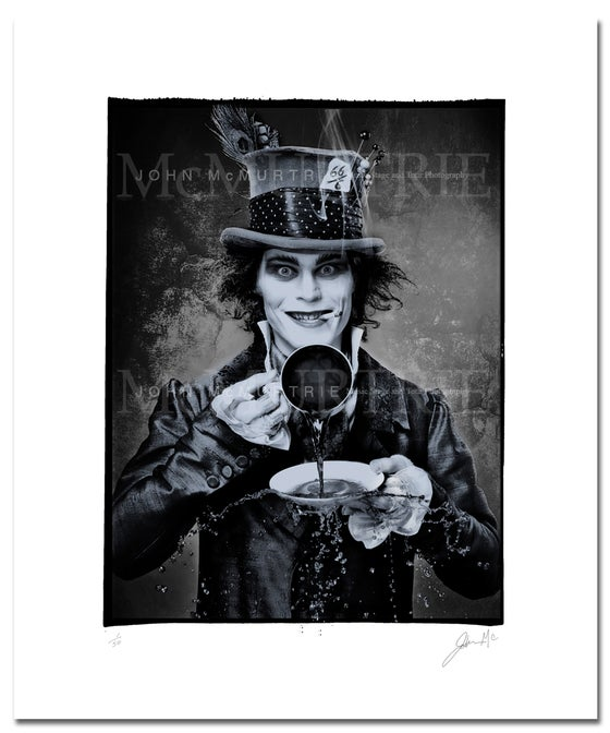 Image of VILLE VALO - The Mad Hatter (VERY LIMITED) 24x20