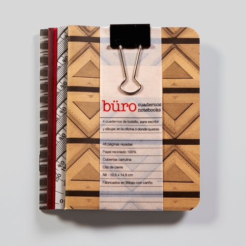 "Image of Cuadernos ""Büro"" / ""Büro"" notebook"