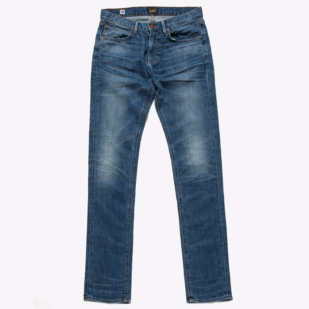 "Image of LEE 101Z ""Dry Dust"" Jeans"