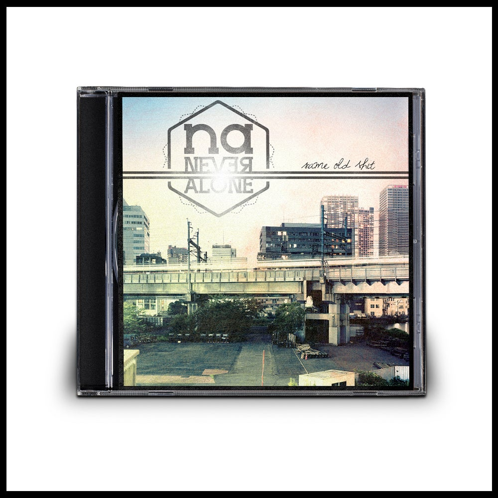 "Image of ""Same Old Shit"" CD Jewel Case"