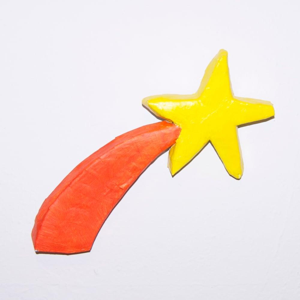 Image of shooting star