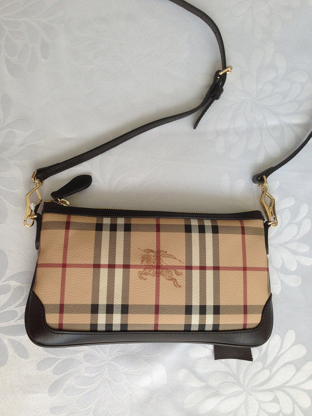 Image Of Custom Replacement Straps Handles For Burberry Handbags Purses