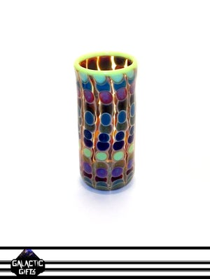 Image of Mike Gong Dot Stack Cup With Flower Base