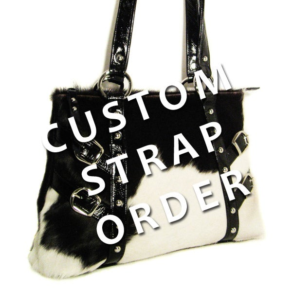 Image of Custom Replacement Straps and Repair for Handbags, Purses & Designer Bags of All Types