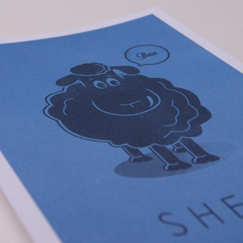 Image of The Sheep