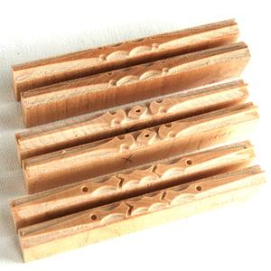 Image of MWT Fancy Dash 6 piece set #51, #52, & #53