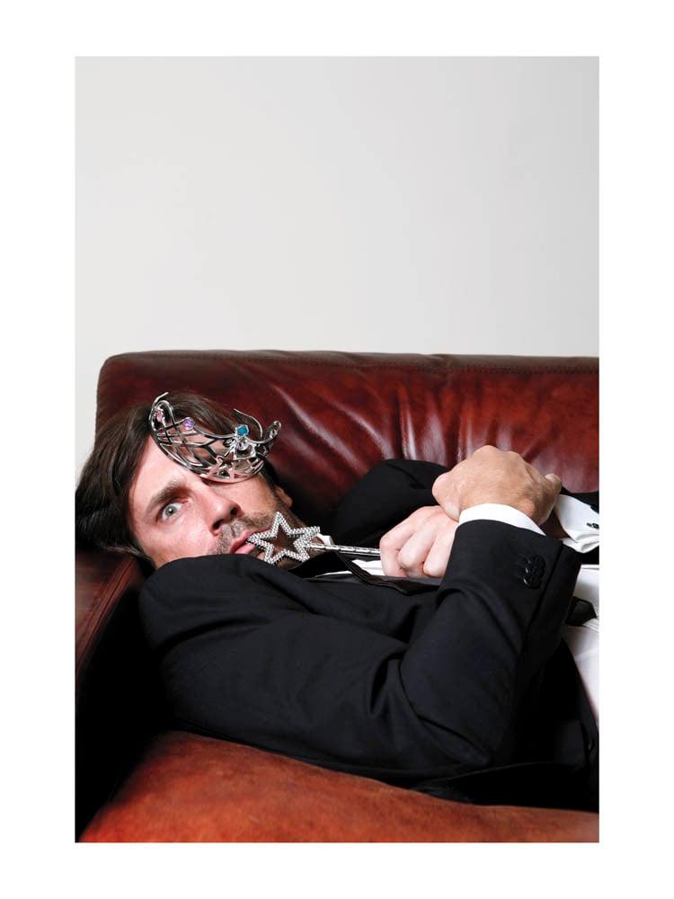 "Image of Jon Hamm 18""x24"" Print"