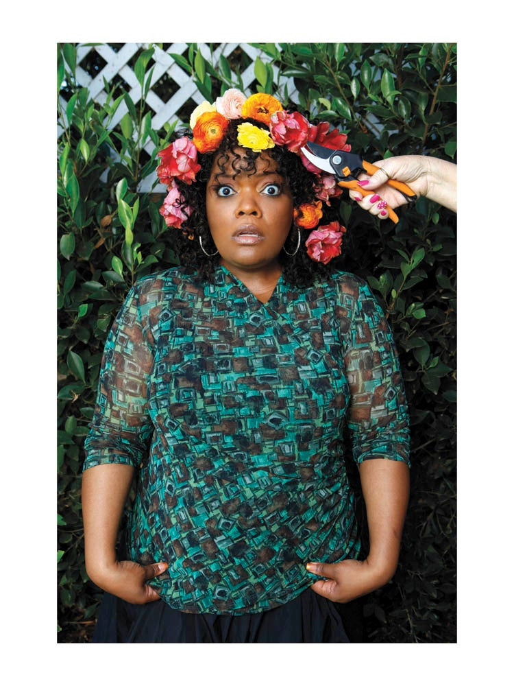 "Image of Yvette Nicole Brown 18""x24"" Print"