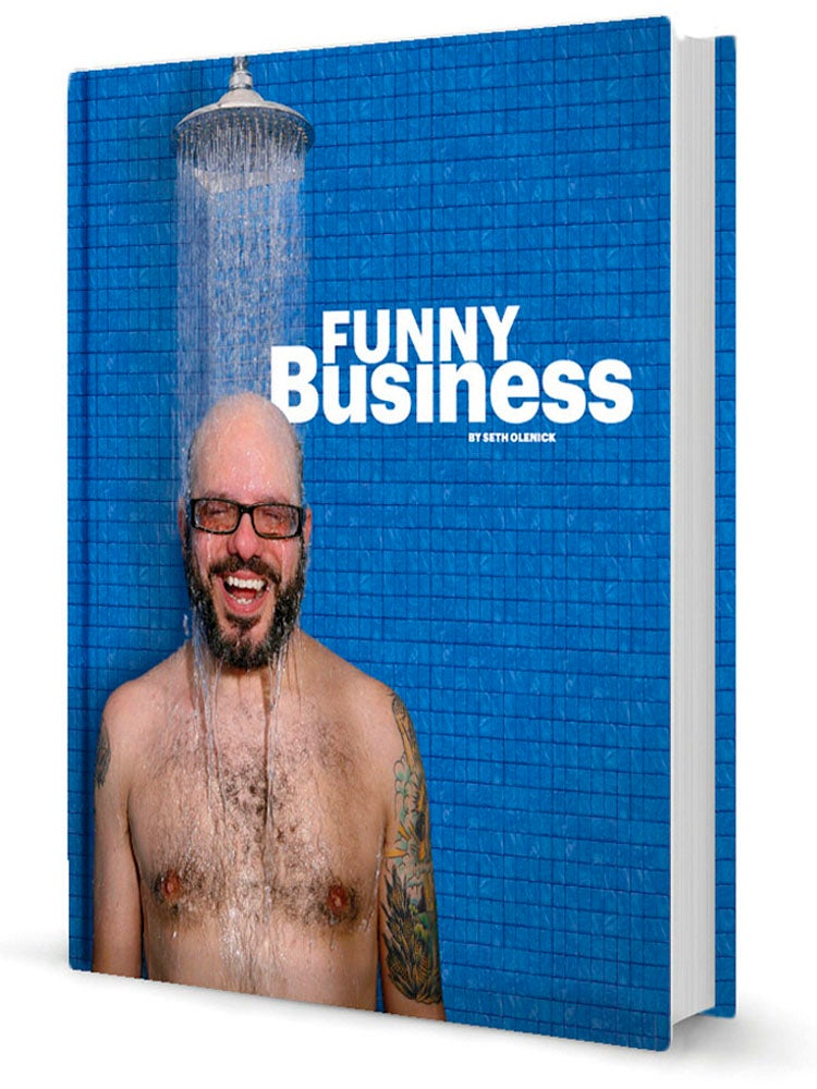 Image of Funny Business Standard Edition - Intro by John Mulaney