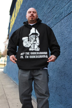 Image of Realizm Underground Character (Hoodie or Crewneck)