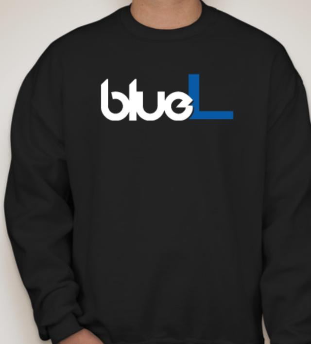 Image of BlueL Crewneck Sweatshirt