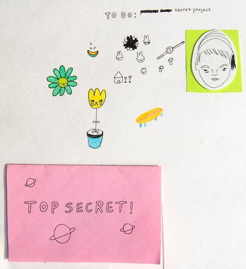 Image of top secret