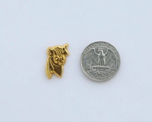 Image of Twiscepter Pin