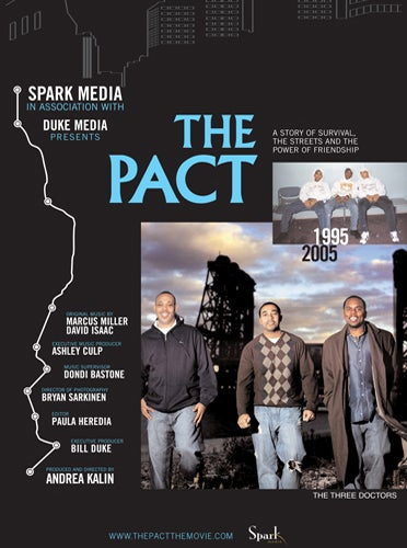 Image of The Pact - Poster