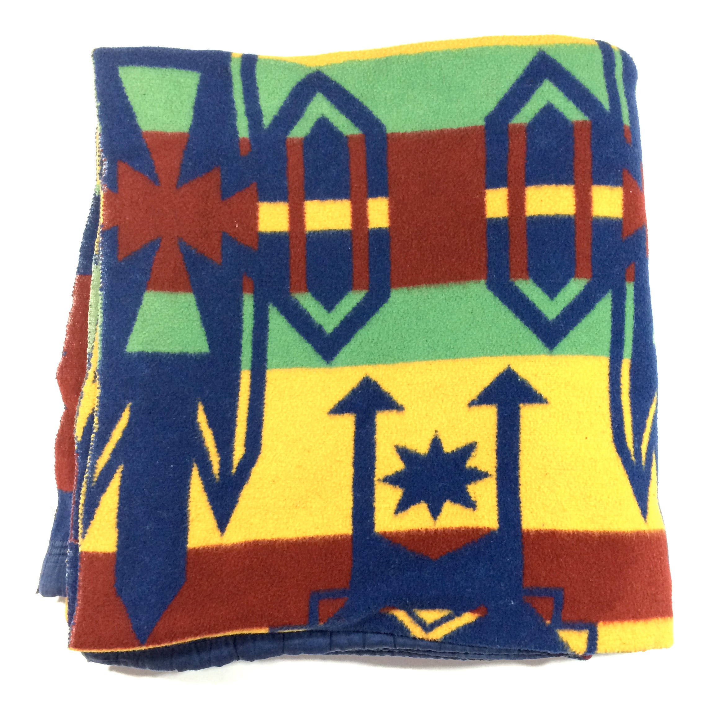 Image of VINTAGE CAMP BLANKET