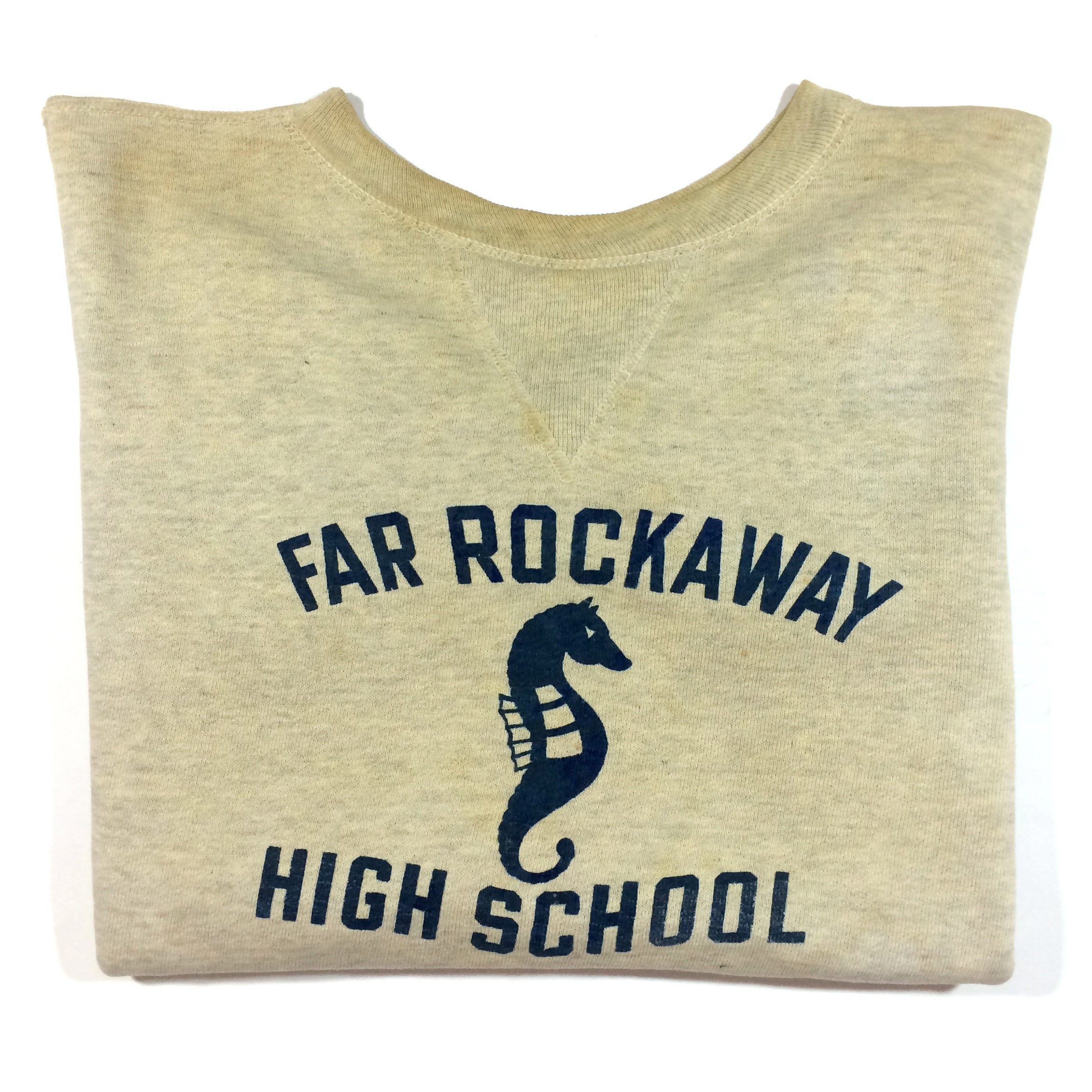Image of Vintage 1950's High School Sweatshirt